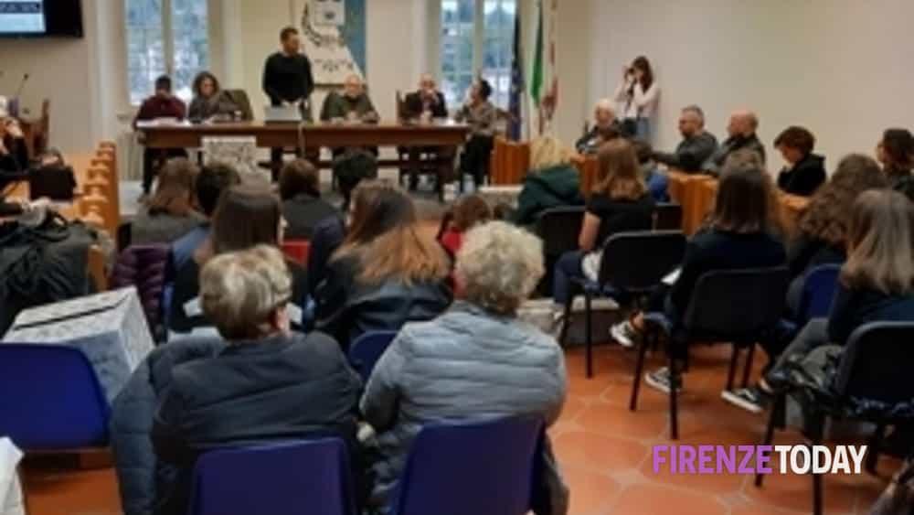 festa della fraternità, della libertà e della pace: pubblico e calda partecipazione a rignano-4