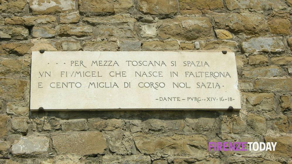 Le Citazioni Della Divina Commedia Tra Le Vie Di Firenze