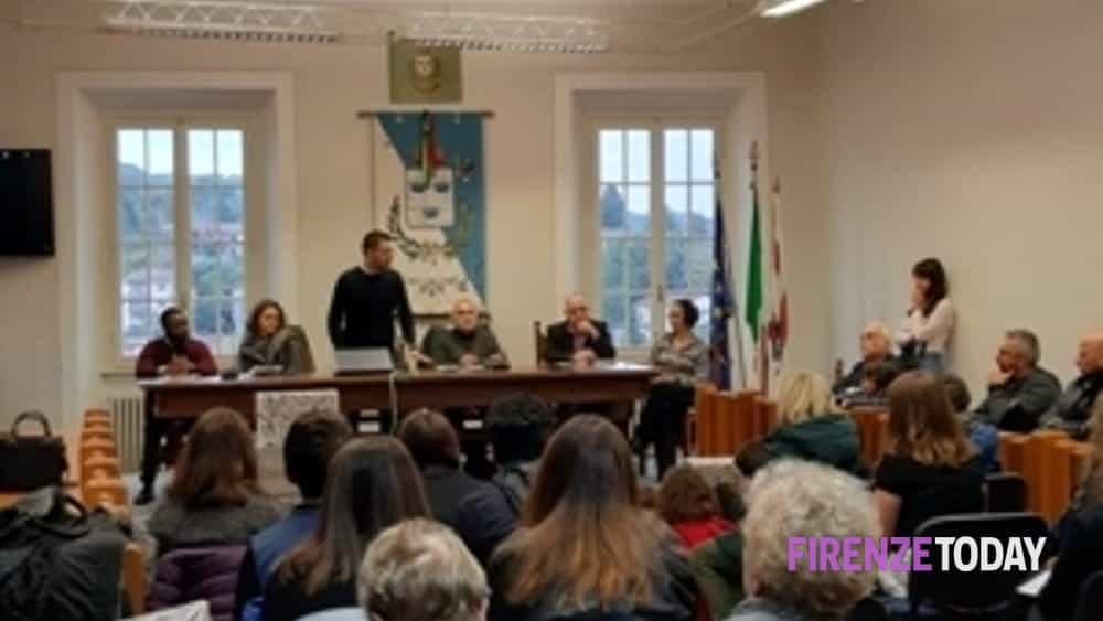 festa della fraternità, della libertà e della pace: pubblico e calda partecipazione a rignano-3