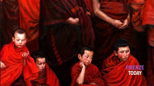 Il regno della purezza il Tibet nella pittura di Han Yuchen