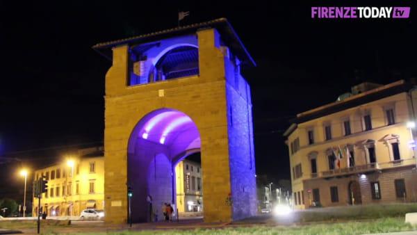 Luci sulla città, Firenze si illumina per San Giovanni | FOTO / VIDEO
