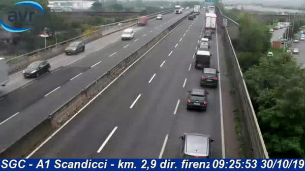 Incidente sulla superstrada FiPiLi: 6 km di coda