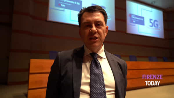 Tim presenta il 5G: intervista a Francesco D'Angelo / VIDEO
