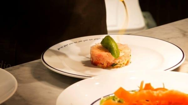 La cena gourmet di San Valentino da Eataly