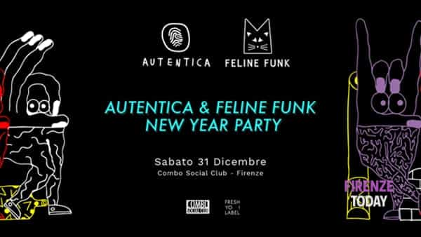 """New year party"" al Combo Social Club"