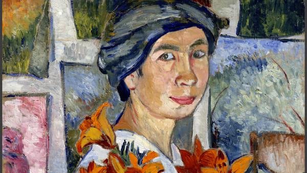 Natalia Goncharova, in mostra a Palazzo Strozzi una delle Amazzoni dell'Avanguardia