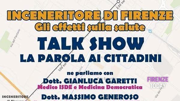 Talk show sull'inceneritore di Firenze