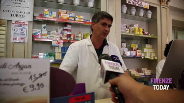 Farmacia del Pignone: il racconto del farmacista dopo la tentata rapina / VIDEO