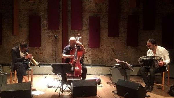 Paolo Fresu e Daniele Di Bonaventura in concerto a Fiesole con Jaques Morelenbaum