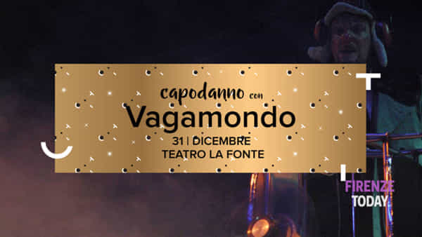 Festa del Capodanno, con cena e spettacolo al teatro La Fonte