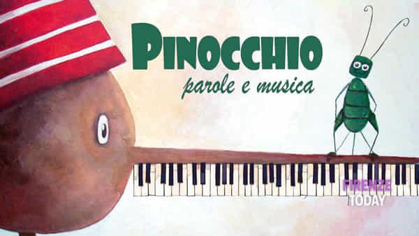 Pinocchio parole e musica