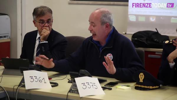 """Terremoto in Mugello, il prefetto: """"Attenzione alle fake news"""" / VIDEO"""