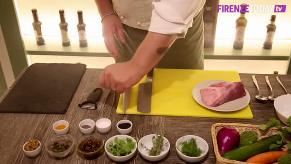 Cucinando: come si prepara una vera tartare?  / VIDEO