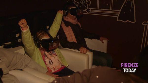 La realtà virtuale di Oculus Rift sbarca a Campi Bisenzio