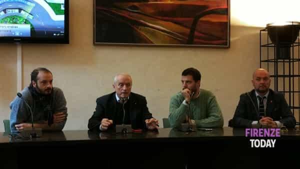 da sinistra Draghi, Razzanelli, Bussolin e De Blasi-2