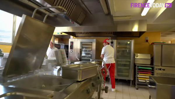Mense scolastiche: la Dussmann apre le porte / VIDEO
