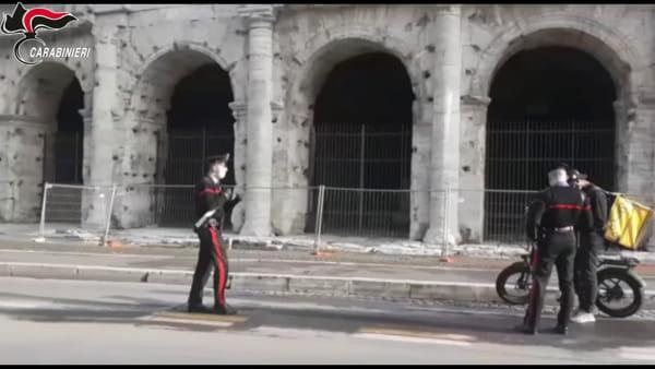 Caso Uber Eats: carabinieri raccolgono informazioni tra i rider