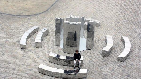 """""""In ordine sparso"""", la grande mostra di Helidon Xhixha al Giardino di Boboli"""