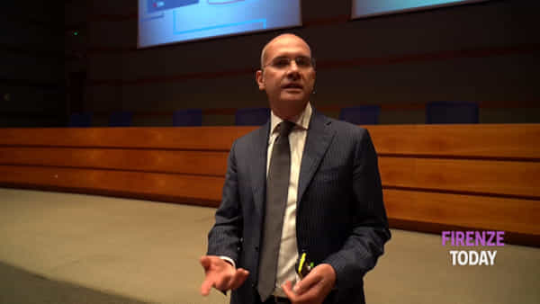 Tim presenta il 5G: intervista ad Antonio Cirillo / VIDEO