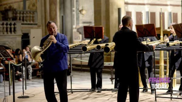 I solisti dell'Italian Brass Week dialogano con Leonardo da Vinci