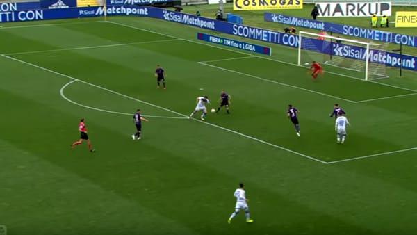 VIDEO \ Serie A, Fiorentina-Frosinone 0-1: la sintesi del match