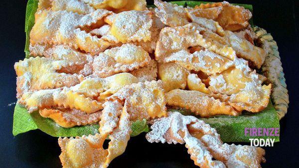 Frittelle e cenci di Carnevale al Mercatale di Empoli