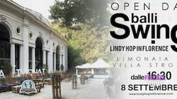 Open Swing Day alla Limonaia di Villa Strozzi