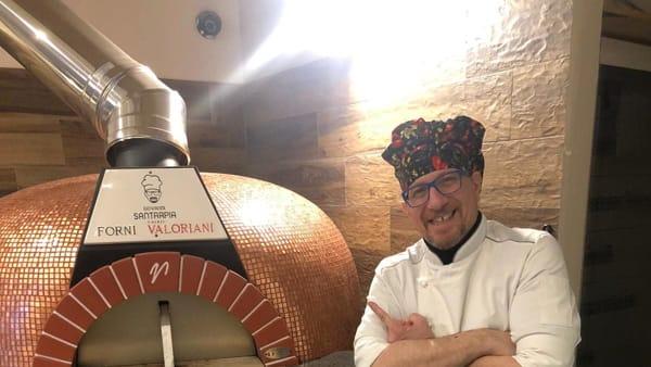 """Pizza: apre la """"casa"""" di Giovanni Santarpia / FOTO"""