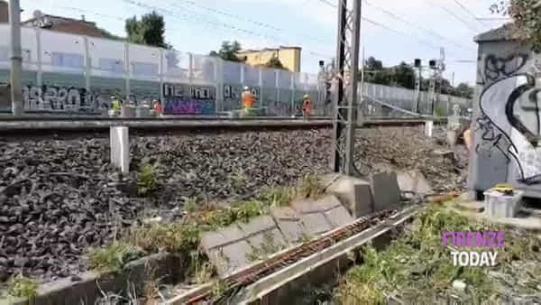 Caos treni: ecco le centraline danneggiate / VIDEO
