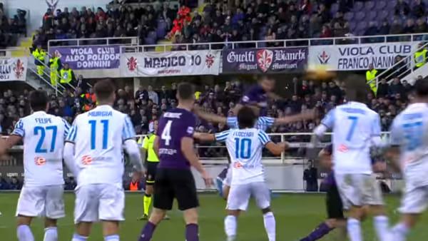 VIDEO \ Serie A, Fiorentina-Spal 1-0: la sintesi della partita