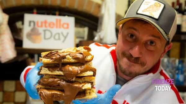 Bagno Nella Nutella.Che Toscana Sarebbe Senza Nutella