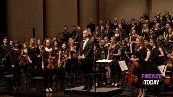 Loggia dei Lanzi, l'ultimo concerto del Festival Internazionale delle Orchestre Giovanili