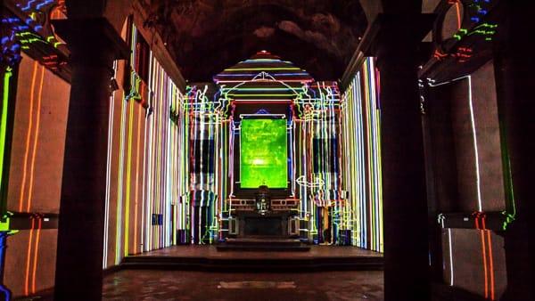 Nel chiostro delle geometrie: arte, musica e teatro a Santa Verdiana