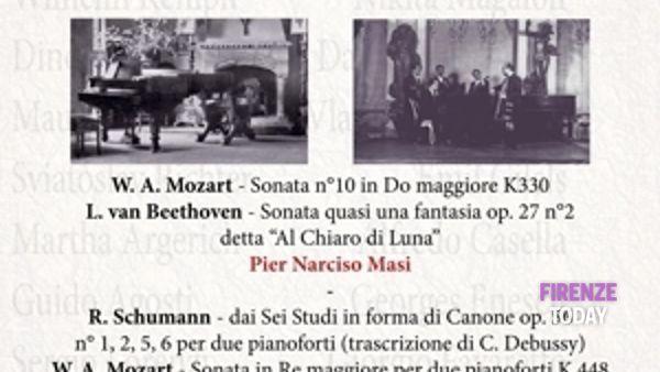 """Teatro della Pergola: concerto straordinario """"suoni dal passato"""""""