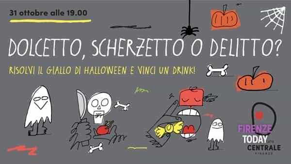 Dolcetto, scherzetto o delitto? Halloween al Mercato Centrale