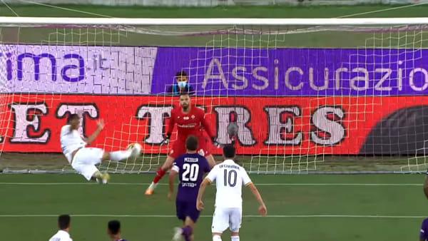 Serie A, Fiorentina-Hellas Verona 1-1: la sintesi della partita / Video