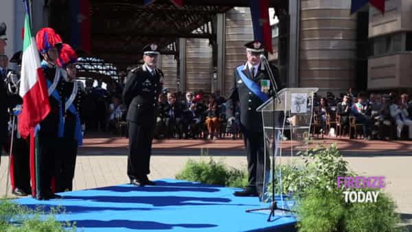 Carabinieri, cambio al vertice della Scuola Marescialli: Gianfranco Cavallo lascia dopo tre anni / VIDEO