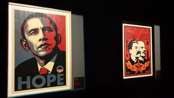 OBEY. Make art not war, la mostra a Firenze