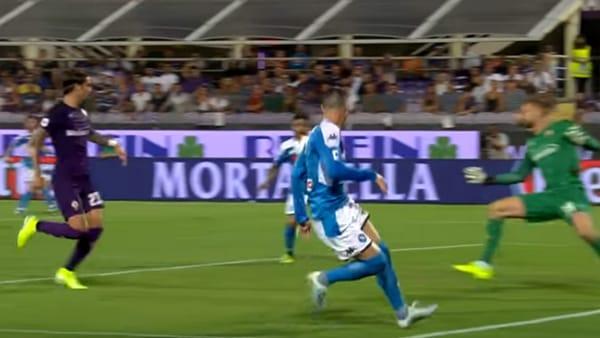 VIDEO \ Serie A, Fiorentina-Napoli 3-4: la sintesi della partita
