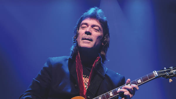 Musart: Genesis Revisited Tour di Steve Hackett