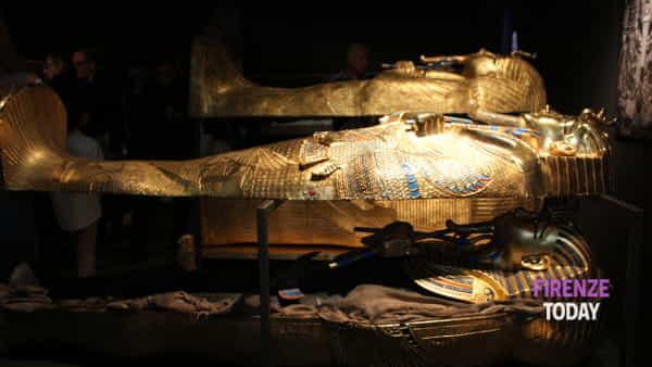 Tutankamon: viaggio verso l'eternità. La mostra a Firenze | FOTO / VIDEO
