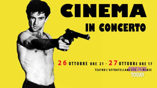 Cinema in concerto, storia di un cinefilo qualunque