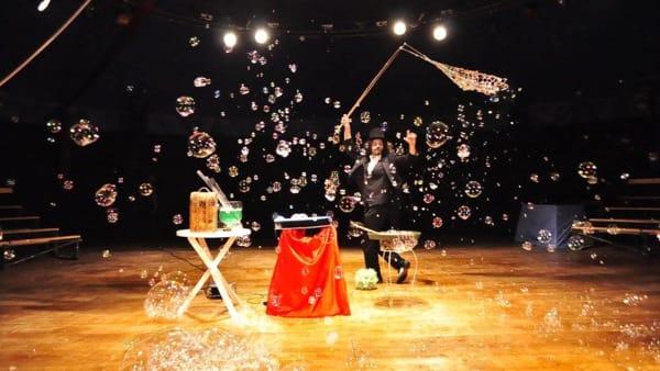 Le vie del circo, il festival itinerante di Cirk Fantastik