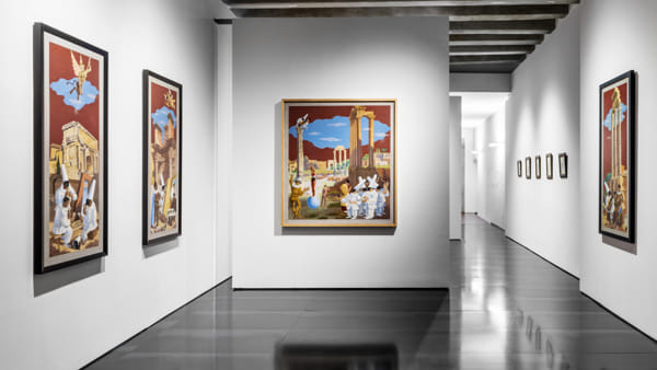 Agosto al Museo Novecento: visite, atelier e conversazioni intorno all'arte