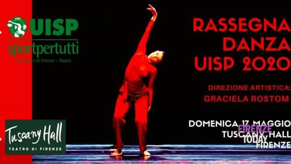 Rassegna danza Uisp al TuscanyHall