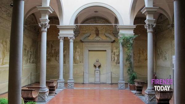 """alla riscoperta di tre gioielli d'arte in piazza san marco a firenze. grazie agli studenti fiorentini, """"ambasciatori dell'arte"""".-3"""