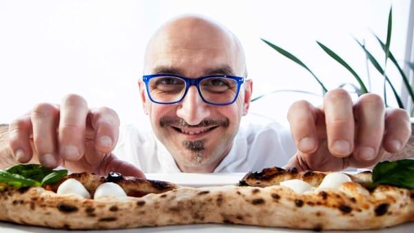 La pizza d'autore di Antonino Esposito a Godi Fiorenza