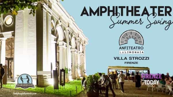Amphitheater summer swing con Lindy Hop
