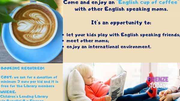 Coffee & kids playgroup