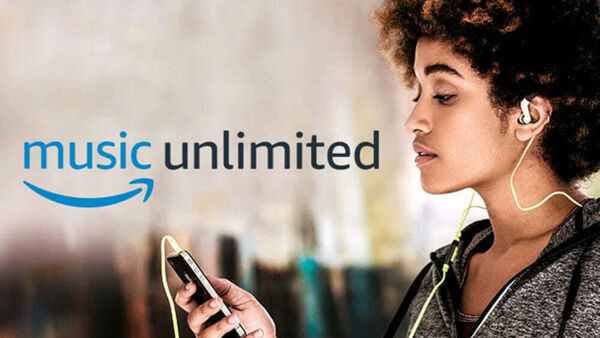 Amazon Music Unlimited: 3 mesi di musica gratis